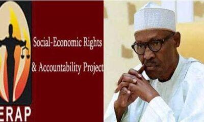 SERAP sues Buhari over plans to monitor WhatsApp