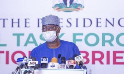 Mustapha,Chairman of the Presidential Steering Committee
